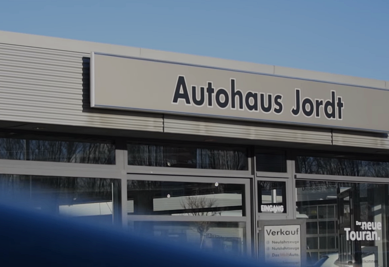 VW Gebrauchtwagen kaufen 24837 Autohaus Schleswig Jordt Volkswagen Neuwagen Löwe von Schleswig Video 5 crop