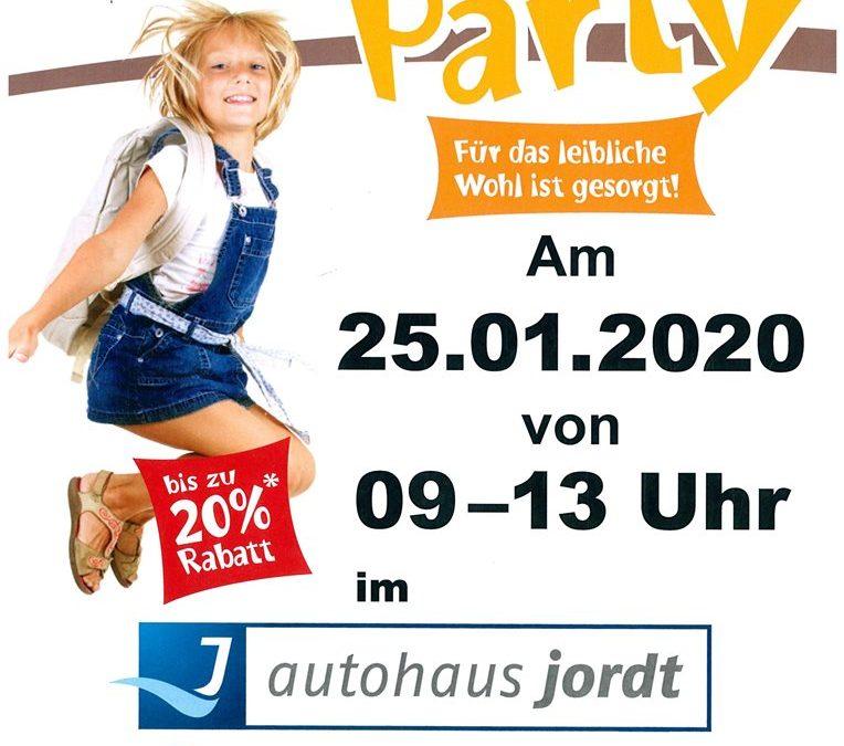 Ranzenparty 2020