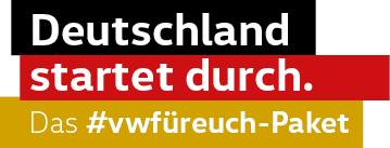 Deutschland startet durch_Logo